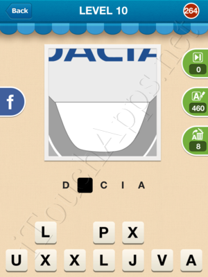 Hi Guess the Brand Level Level 10 Pic 264 Answer