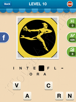 Hi Guess the Brand Level Level 10 Pic 268 Answer