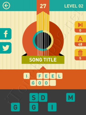 Icon Pop Song Level Level 2 Pic 27 Answer