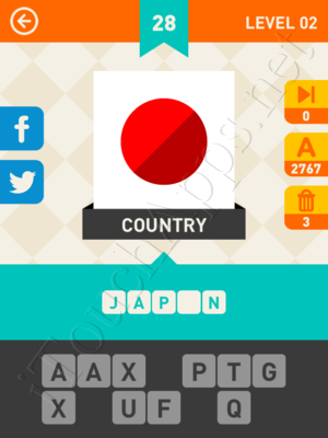 Icon Pop Mania Level Level 2 Pic 28 Answer