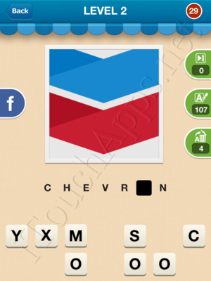 Hi Guess the Brand Level Level 2 Pic 29 Answer