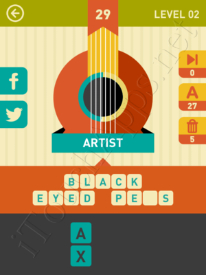 Icon Pop Song Level Level 2 Pic 29 Answer