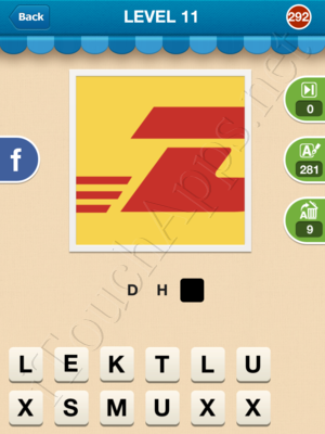 Hi Guess the Brand Level Level 11 Pic 292 Answer