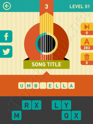 Icon Pop Song Level Level 1 Pic 3 Answer