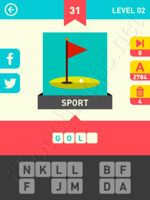 Icon Pop Word Level Level 2 Pic 31 Answer