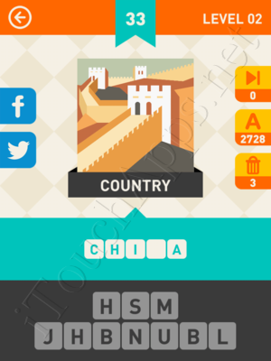 Icon Pop Mania Level Level 2 Pic 33 Answer