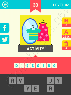 Icon Pop Word Level 2 Pic 33 Answer