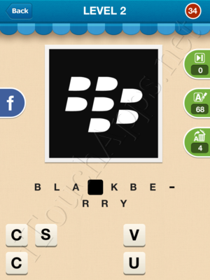 Hi Guess the Brand Level Level 2 Pic 34 Answer