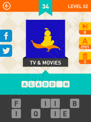 Icon Pop Mania Level Level 2 Pic 34 Answer