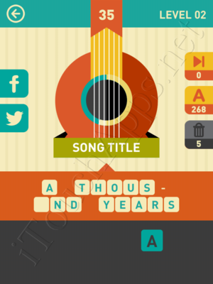Icon Pop Song Level 2 Pic 35 Answer