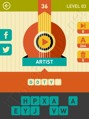 Icon Pop Song Level Level 3 Pic 36 Answer