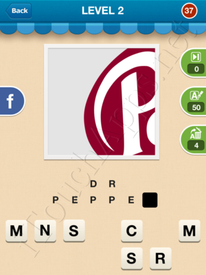 Hi Guess the Brand Level Level 2 Pic 37 Answer