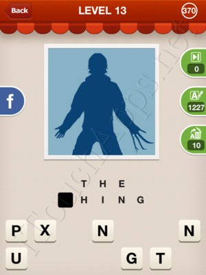 Hi Guess the Movie Level Level 13 Pic 370 Answer