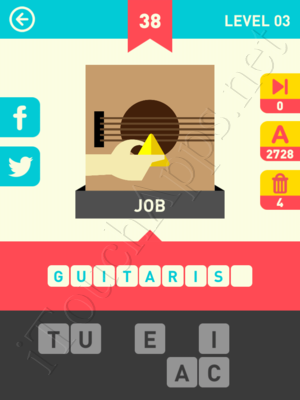 Icon Pop Word Level Level 3 Pic 38 Answer