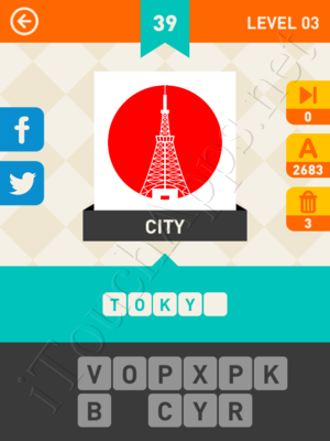 Icon Pop Mania Level Level 3 Pic 39 Answer