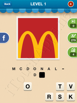 Hi Guess the Brand Level Level 1 Pic 4 Answer