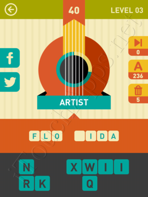 Icon Pop Song Level Level 3 Pic 40 Answer