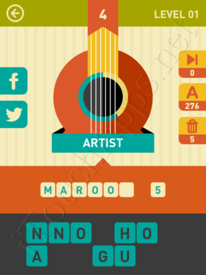 Icon Pop Song Level Level 1 Pic 4 Answer