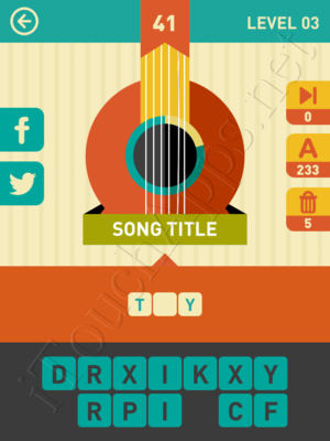 Icon Pop Song Level Level 3 Pic 41 Answer