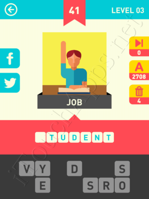 Icon Pop Word Level Level 3 Pic 41 Answer