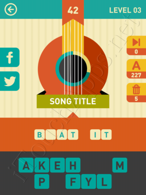 Icon Pop Song Level Level 3 Pic 42 Answer