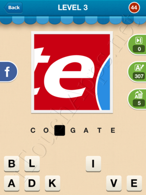 Hi Guess the Brand Level Level 3 Pic 44 Answer