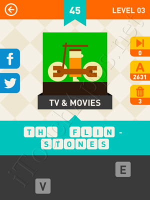 Icon Pop Mania Level Level 3 Pic 45 Answer