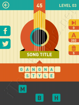 Icon Pop Song Level Level 3 Pic 45 Answer