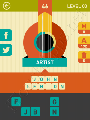 Icon Pop Song Level Level 3 Pic 46 Answer