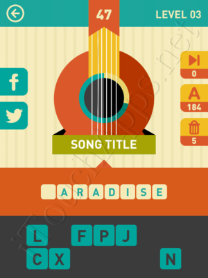 Icon Pop Song Level Level 3 Pic 47 Answer
