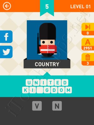 Icon Pop Mania Level Level 1 Pic 5 Answer