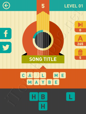 Icon Pop Song Level Level 1 Pic 5 Answer