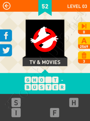 Icon Pop Mania Level Level 3 Pic 52 Answer