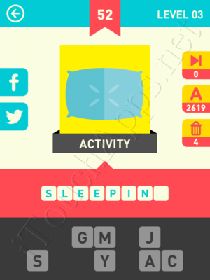 Icon Pop Word Level Level 3 Pic 52 Answer