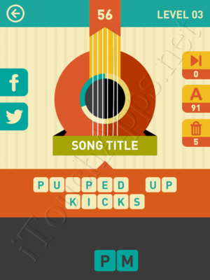 Icon Pop Song Level Level 3 Pic 56 Answer