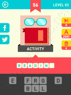 Icon Pop Word Level Level 3 Pic 56 Answer