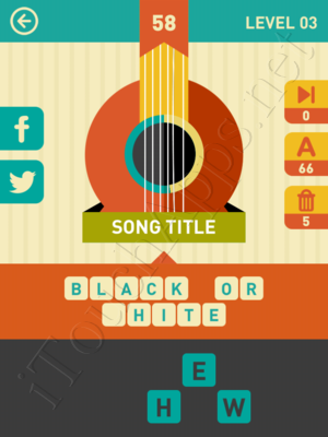 Icon Pop Song Level Level 3 Pic 58 Answer