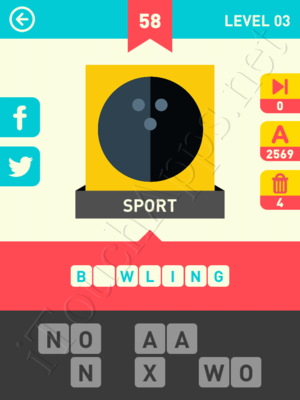 Icon Pop Word Level Level 3 Pic 58 Answer