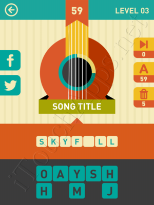 Icon Pop Song Level Level 3 Pic 59 Answer