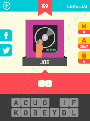 Icon Pop Word Level Level 3 Pic 59 Answer