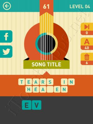 Icon Pop Song Level Level 4 Pic 61 Answer