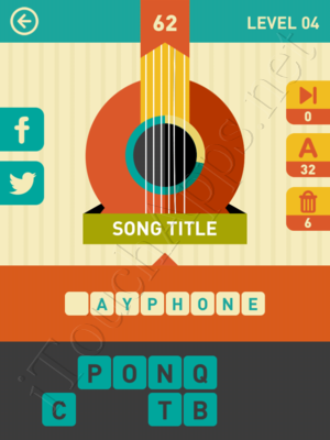 Icon Pop Song Level Level 4 Pic 62 Answer