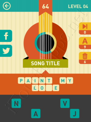 Icon Pop Song Level Level 4 Pic 64 Answer