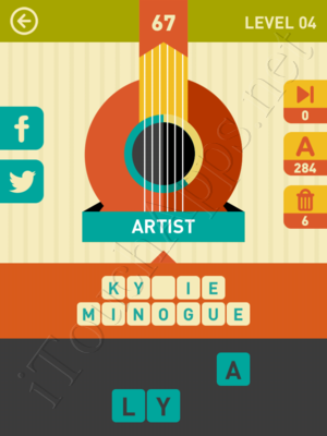 Icon Pop Song Level Level 4 Pic 67 Answer