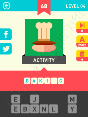 Icon Pop Word Level Level 4 Pic 68 Answer