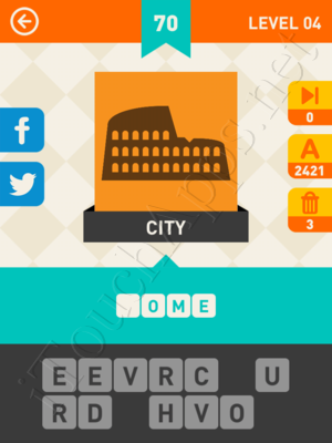 Icon Pop Mania Level Level 4 Pic 70 Answer