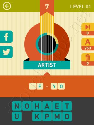 Icon Pop Song Level Level 1 Pic 7 Answer