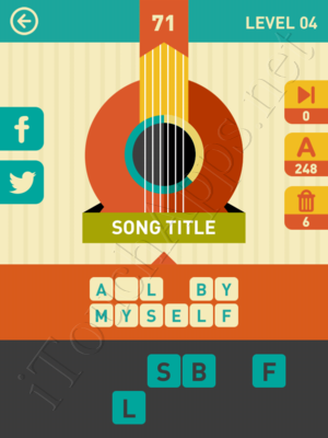 Icon Pop Song Level Level 4 Pic 71 Answer