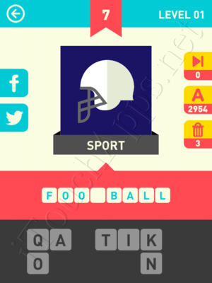 Icon Pop Word Level Level 1 Pic 7 Answer