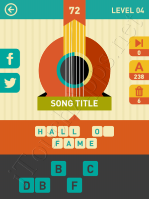 Icon Pop Song Level 4 Pic 72 Answer